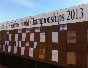 senior world championship