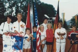 1981 rosy team