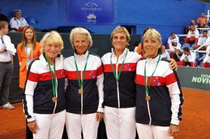 2012 Super-Seniors World Team Championships