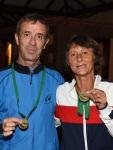 2014 ITF Super Seniors World Individual ChampionshipsSaturday,26/10/2014Heavy rain.Photo Ray Giubilowww.raygiubilo.comraygiubilo@gmail.com