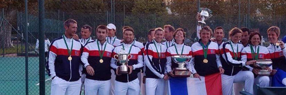 Mondial Tennis Senior