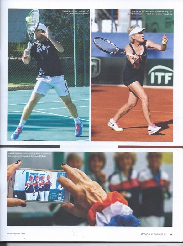 ITF SENIORS 1